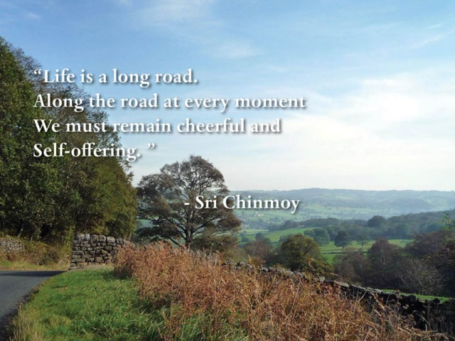 life-is-along-road