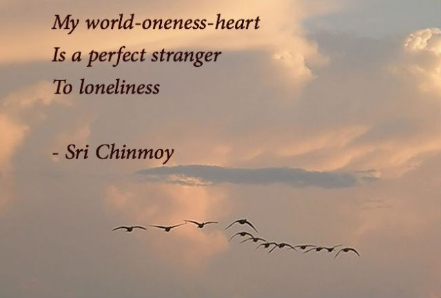 loneliness-world-oneness