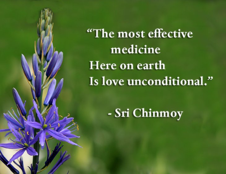 love-most-effective-medicine