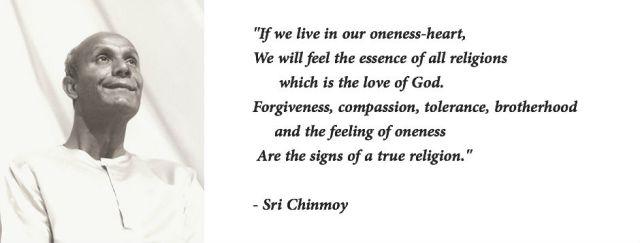 religion-oneness