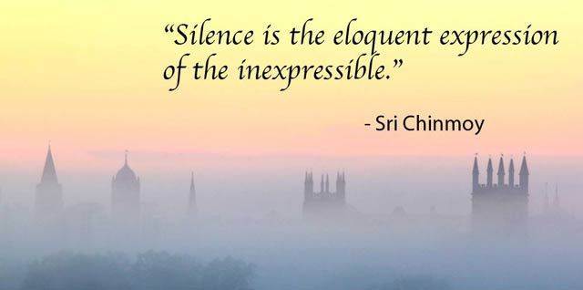 silence-expression