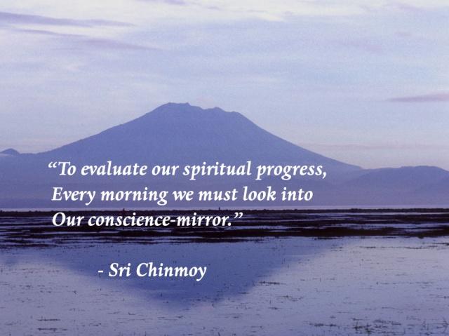 to-evaluate-spiritual-progress-unmesh