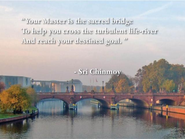 your-master-sacred-bridge-to-cross-turbulent-river
