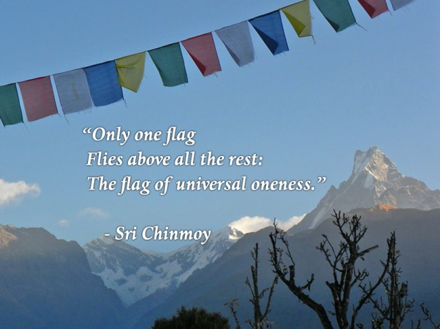 poema-de-sri-chinmoy-only-one-flag-flies-above-menaka