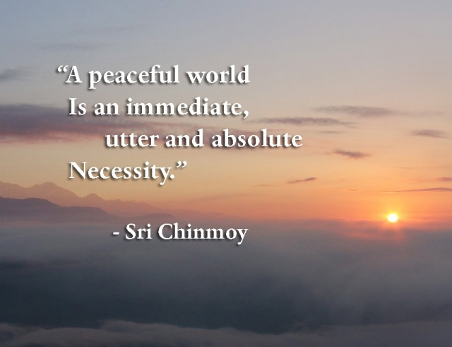 poema-de-sri-chinmoy-peaceful-world-necessity