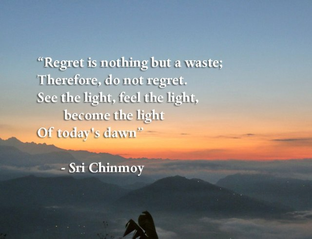 poema-de-sri-chinmoy-regret-nothing-but-waste-har
